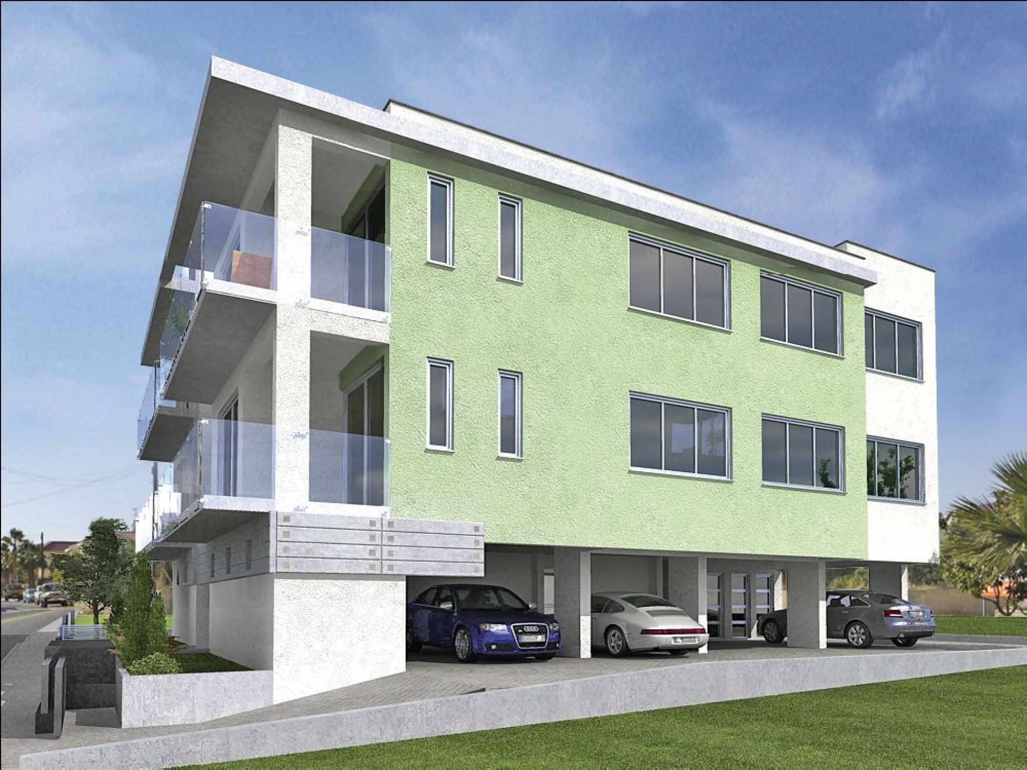 Archived 2 bedroom ultra modern apartment eur for Ultra modern apartment